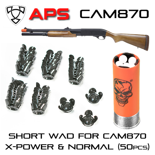 Short Wad for XPower Shell Pack / 50pcs