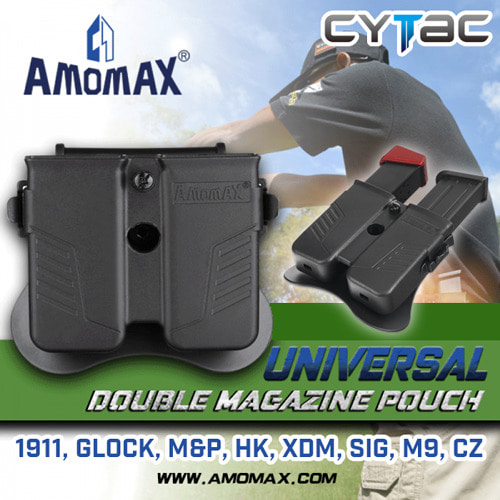 Universal Double Magazine Pouch