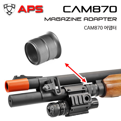 CAM870 Magazine Adapter