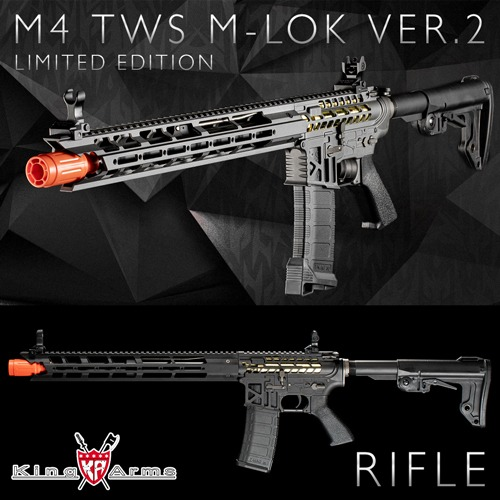 M4 TWS M-Lok Ver. 2 Rifle / Limited Edition