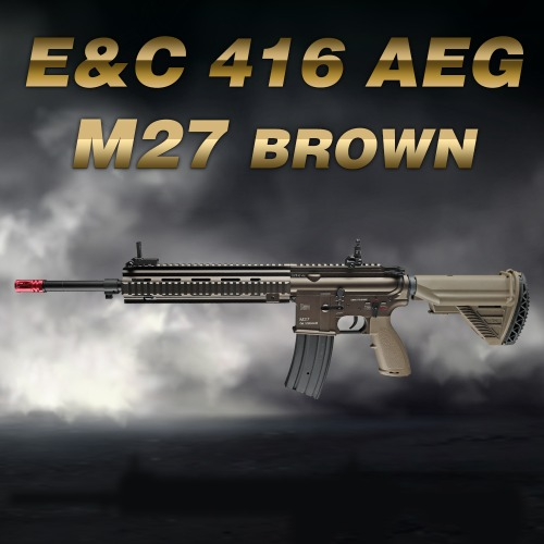 E&C 416 M27 Brown