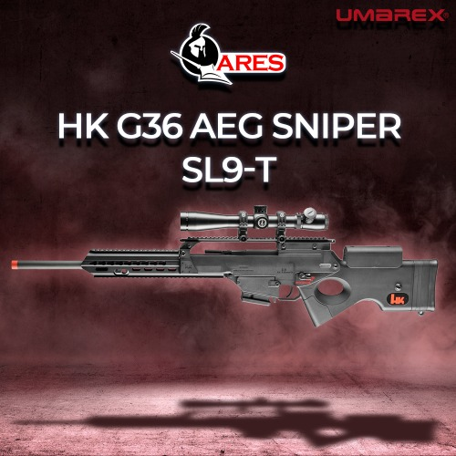 ARES HK SL9-T