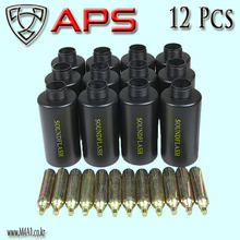 Sound Flash Shell 12pcs / TB-S-02