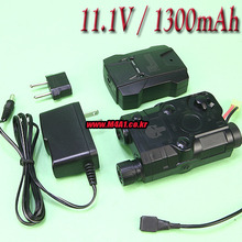 11.1V / 1300mAh With Red Laser Set