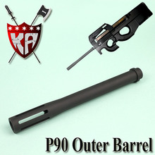P90 Outer Barrel / CNC