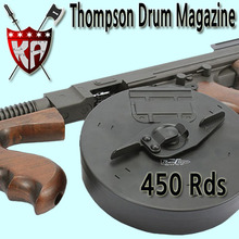 450 Rounds Drum Magazine / Thompson M1928