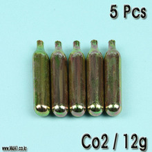 Co2 Cartridges 5 Pcs/ 12g